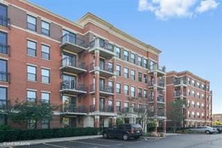 Condo for sale in 2335 West Belle Plaine Avenue 218, Chicago, IL, 60618