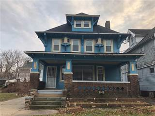 Single Family for sale in 9112 Parmelee Ave, Cleveland, OH, 44108