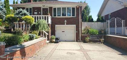 Residential Property for sale in 14 Leslie Avenue, Staten Island, NY, 10305