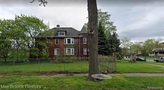Land for sale in 7226 AGNES Street, Detroit, MI, 48207