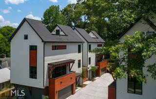 Townhouse for sale in 1331 Iverson St A, Atlanta, GA, 30307
