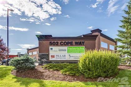 Commercial for rent in 502 Cope WAY 104, Saskatoon, Saskatchewan, S7T 0G3