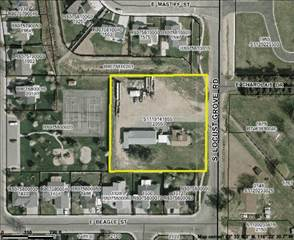 Land for sale in 2055 S Locust Grove, Meridian, ID, 83642