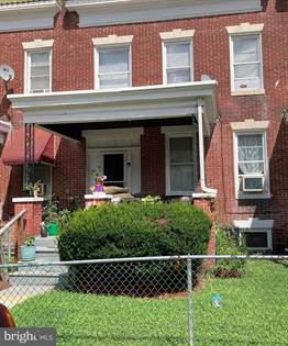 Residential Property for sale in 517 MOUNT HOLLY STREET, Baltimore City, MD, 21229