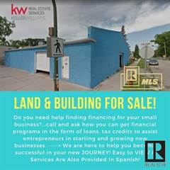Industrial for sale in 200 Salter ST, Winnipeg, Manitoba, R2W4K2