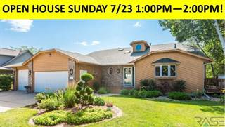 Single Family for sale in 1600 S Larkspur Trl, Sioux Falls, SD, 57106