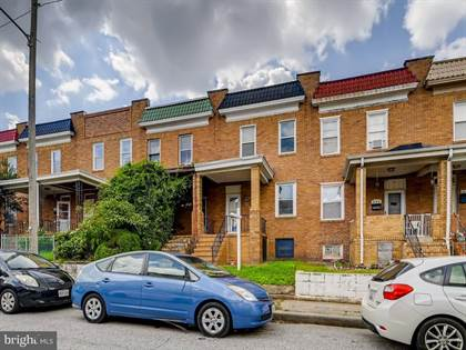 Residential Property for sale in 608 SAVAGE STREET, Baltimore City, MD, 21224