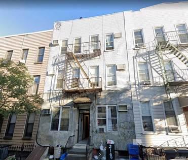 Multifamily for sale in 218 Suydam Street, Brooklyn, NY, 11237