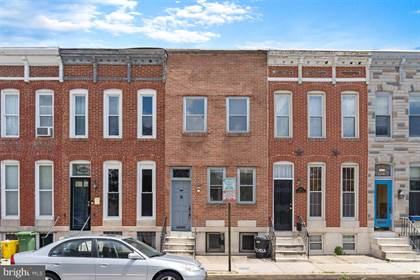 Residential Property for sale in 1011 RIVERSIDE AVENUE, Baltimore City, MD, 21230