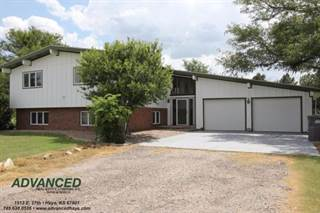 Single Family for sale in 1478  Jeffrey Road, Hays, KS, 67601