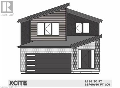 Single Family for sale in 2128 TOKALA TRAIL 109 LOT, London, Ontario, N6G0C4