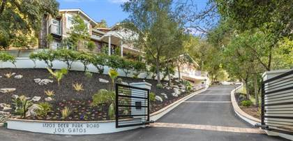Residential Property for sale in 17203 Deer Park RD, Los Gatos, CA, 95032