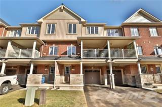 Townhouse for sale in 8 Savage Drive, Waterdown, Ontario