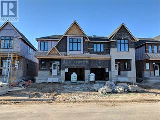 Single Family for sale in Lot 81 -  590 Blair Creek Drive, Kitchener, Ontario