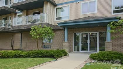 Condominium for sale in 215 Smith STREET N 203, Regina, Saskatchewan, S4R 3B5