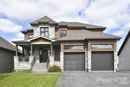 Residential for sale in 176 JASPER CRES, Rockland, Ontario, K4K 0A3