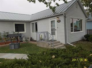 Single Family for sale in 110  3rd Ave. NW, Cut Bank, MT, 59427