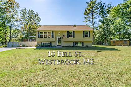 Residential Property for sale in 10 Bell Street, Westbrook, ME, 04092