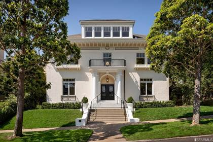 Residential Property for sale in 31 Presidio Terrace, San Francisco, CA, 94118