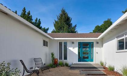 Residential Property for sale in 21 Woodside Court, San Anselmo, CA, 94960