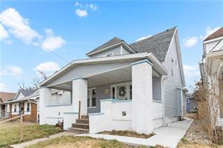 Single Family for sale in 403 North Gray Street, Indianapolis, IN, 46201