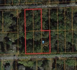 Land for sale in 4101 Fairburn Avenue, Atlanta, GA, 30331