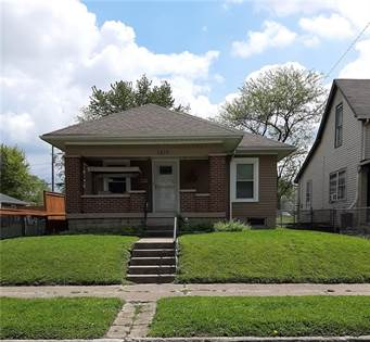 Residential Property for rent in 1819 Barth Avenue, Indianapolis, IN, 46203