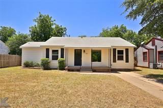 Single Family for sale in 1626 Ballinger Street, Abilene, TX, 79605