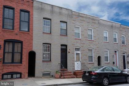 Residential Property for sale in 809 S GLOVER ST, Baltimore City, MD, 21224