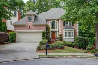Single Family for sale in 340 Nell Court, Sandy Springs, GA, 30342