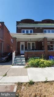 Residential for sale in 262 SENECA STREET, Harrisburg, PA, 17110