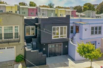 Residential Property for sale in 205 Sagamore Street, San Francisco, CA, 94112