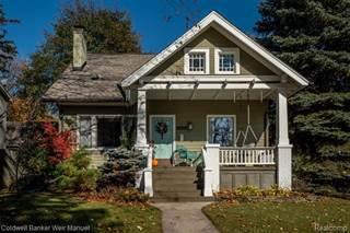 Single Family for rent in 1087 KNOX Street, Birmingham, MI, 48009