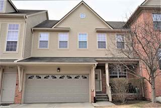 Townhouse for sale in 5164 Mesa, Greater Sterling Heights, MI, 48316