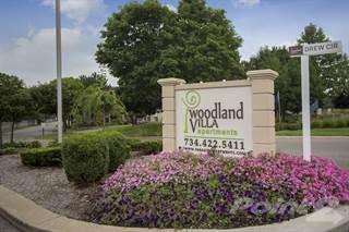 Apartment for rent in Woodland Villa Apartments, Westland, MI, 48185