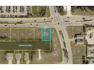 Land for sale in 628 Nicholas PKY E, Cape Coral, FL, 33990