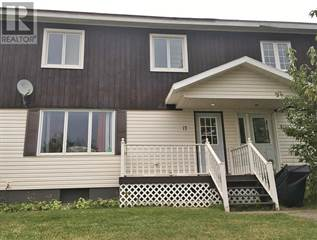 Single Family for sale in 17 Anderson Street, Wabush, Newfoundland and Labrador
