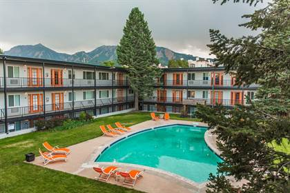 Apartment for rent in 2900 E. Aurora Ave., Boulder, CO, 80303