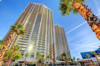 Condominium for sale in 125 Harmon 1002, Las Vegas, NV, 89109