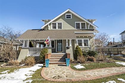 Residential Property for sale in 39 Monmouth Parkway, Monmouth Beach, NJ, 07750