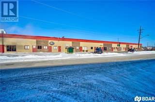 Industrial for sale in 1 & 3 ROYCE Avenue, Orillia, Ontario