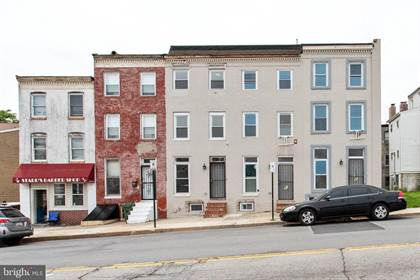 Residential Property for sale in 922 N CAROLINE ST, Baltimore City, MD, 21205