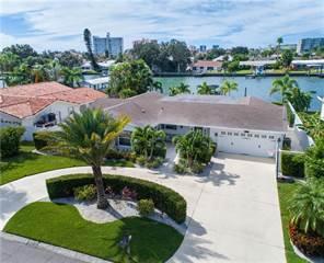 Single Family for sale in 136 WINDWARD ISLAND, Clearwater, FL, 33767