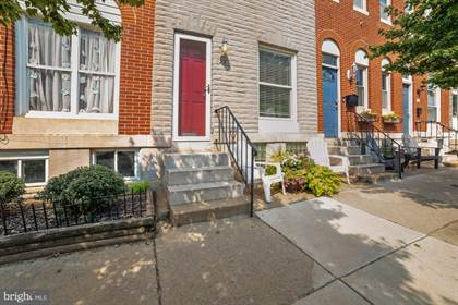 Residential Property for sale in 122 W FORT AVE, Baltimore City, MD, 21230
