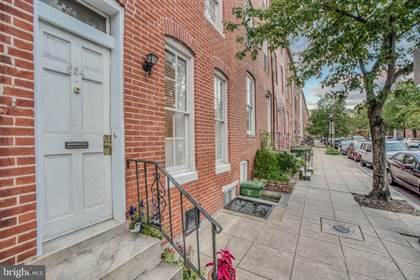 Residential Property for rent in 654 PORTLAND STREET, Baltimore City, MD, 21230