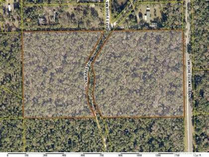 Lots And Land for sale in 0000 SW Ichetucknee AVENUE, Lake City, FL, 32024