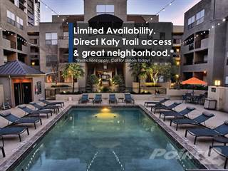 Apartment for rent in Gables Katy Trail, Dallas, TX, 75204
