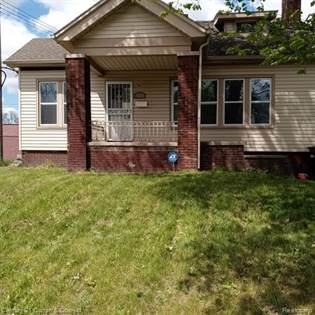 Residential Property for sale in 11139 NORTHLAWN ST, Detroit, MI, 48204