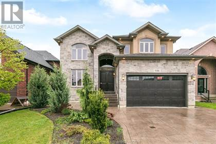 Single Family for sale in 956 MASSIMO CRESCENT, Windsor, Ontario, N9G3C9