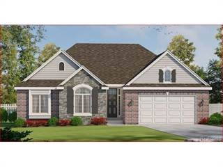 Single Family for sale in 160 WILLOW LAKE Drive, Oxford, MI, 48371